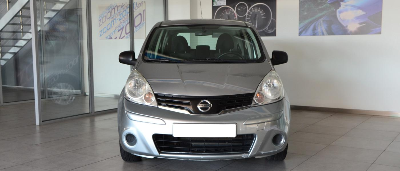 NISSAN NOTE 1400CC 11'